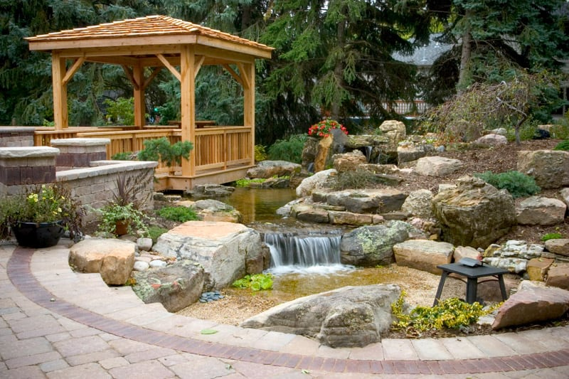 lifestyle water features