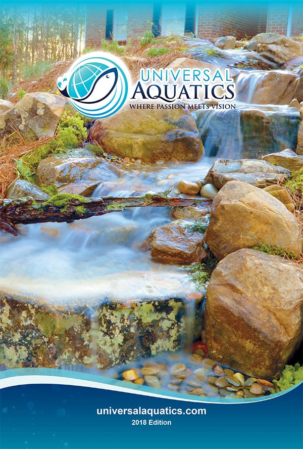 2018 Pond & Water Feature Catalog